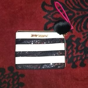 Nwot Betsey Johnson pouch